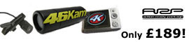 46Kam motorcycle camera - Action Ready Package